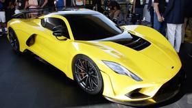 Hennessey Venom F5 trình làng, giới hạn 24 chiếc, giá bán 1,6 triệu US