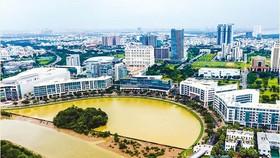 KĐT Phú Mỹ Hưng - hình mẫu đô thị hiện đại của TPHCM.