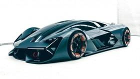 Những concept Lamborghini táo bạo nhất trước thềm ra mắt Urus