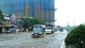 Hủy dự án quản lý rủi ro ngập nước khu vực TPHCM