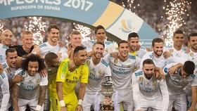 Real Madrid xứng đáng đoạt Siêu Cúp Tây Ban Nha 2017.