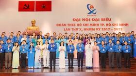 Ra mắt Ban chấp hành Đoàn TNCS Hồ Chí Minh TPHCM nhiệm kỳ mới