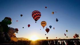Lễ hội khinh khí cầu quốc tế lớn nhất Mỹ Latinh