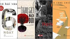 Những tác phẩm được trao giải thưởng Hội Nhà văn Hà Nội
