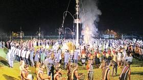 Các dân tộc bản địa tại Lâm Đồng mở hội cồng chiêng