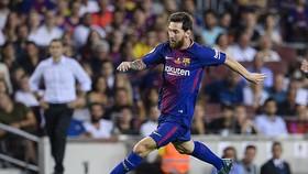 Messi từng được trao giải thưởng này các năm 2011 và 2015.