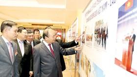 Xây dựng đường biên giới Việt - Lào hòa bình, ổn định, hợp tác cùng phát triển