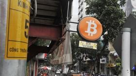 Một điểm giao dịch Bitcoin tại TPHCM        Ảnh: THÀNH TRÍ