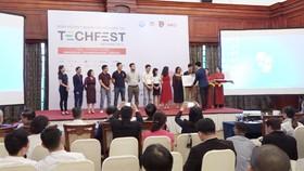 Ngày hội Khởi nghiệp đổi mới sáng tạo quốc gia (TechFest 2017) đã bế mạc