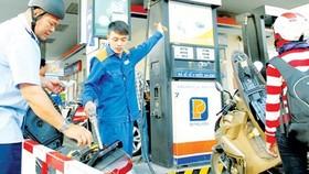 Xăng dầu tăng giá