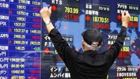 Chứng khoán Tokyo đánh dấu chuỗi tăng điểm dài nhất trong 57 năm
