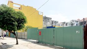 Đầu tư kinh doanh dự án khu dân cư Miếu Nổi: Có dấu hiệu lừa đảo
