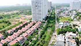 Khu dân cư tại xã Phước Kiển, huyện Nhà Bè, khu Nam TPHCM