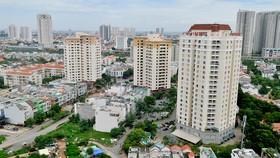 Khu dân cư xây dựng có quy hoạch tại quận 2, TPHCM