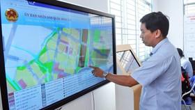 Xem thông tin quy hoạch quận Bình Tân