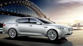 Quoris sedan sang trọng bậc nhất của thương hiệu Kia
