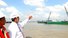 Đánh giá tác động môi trường khi nạo vét vùng nước cảng biển