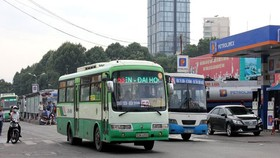 Lắp 4.000 camera quản lý trên xe buýt Sài Gòn