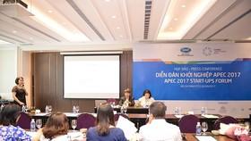 Diễn đàn khởi nghiệp APEC sẽ ra tuyên bố chung thúc đẩy khởi nghiệp