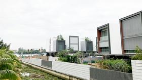 Dự án Thảo Điền Sapphire xây dựng sai phép tại rạch Ông Hóa, vi phạm khoảng lùi sông Sài Gòn