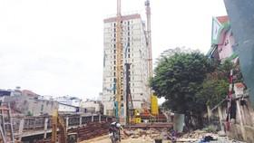 Thanh tra toàn diện dự án Tân Bình Apartment