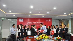 Maritime Bank triển khai dịch vụ thu hộ tiền điện tại Hà Nội