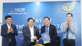 HQC ký thỏa thuận hợp tác toàn diện với NCB