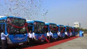 Đầu tư xe buýt sử dụng dầu diesel thay xe buýt dùng nhiên liệu CNG