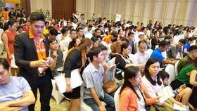 Căn hộ EhomeS Nam Sài Gòn được khách đăng ký giữ chỗ gần hết
