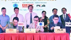 Công bố dự án Vung Tau Regency