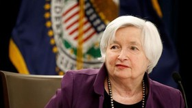 Chủ tịch Fed, bà Janet Yellen