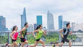 3.663 vận động viên dự giải Marathon quốc tế TPHCM Techcombank 2017