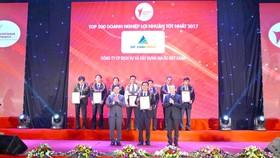 Đất Xanh vào top DN có lợi nhuận tốt nhất Việt Nam
