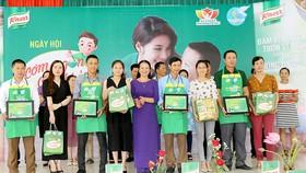 Ngày hội Cơm ngon - Con khỏe tại tỉnh Quảng Trị