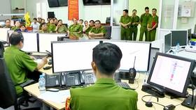 Trung tâm thông tin chỉ huy - nơi tập trung nhiều hệ thống ứng dụng CNTT của Cảnh sát PCCC TPHCM