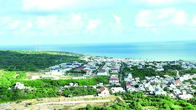 Đảo Phú Quý thanh bình và mến khách