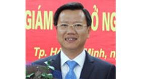 Đồng chí Lê Quang Long giữ chức vụ Giám đốc Sở Ngoại vụ TPHCM