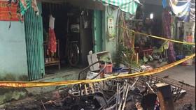 Cháy nổ trong khu dân cư, ai chịu trách nhiệm?