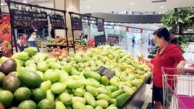 Hàng nông sản Việt kinh doanh tại hệ thống siêu thị AEON Việt Nam