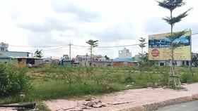 Giá đất khu vực quận 9  tăng đột biến thời gian qua