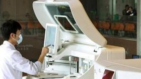 Trang thiết bị y tế có hiệu quả sử dụng thấp tại một bệnh viện có trong danh sách của Kiểm toán Nhà nước. Ảnh: TTXVN
