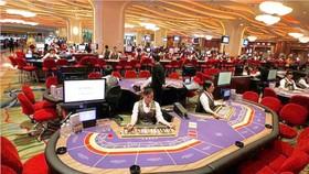 Gắn camera trong casino để thu thuế?