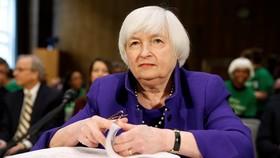 Chủ tịch FED Janet Yellen đang ở nhiệm kỳ cuối.