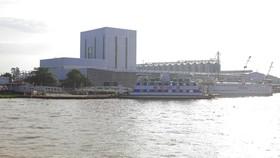 Nhà máy Thức ăn thủy sản Sao Mai.