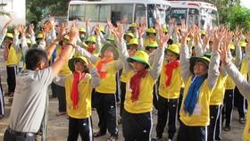 Trại hè Đại sứ hàng Việt tí hon lần 7