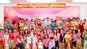Công ty TNHH Nu Skin Việt Nam đã đến thăm và trao 100 phần quà tặng trẻ em tại Bệnh viện Nhi đồng 2, TPHCM.