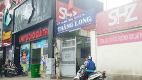 Tiệm game V2 nằm sát vách Trường THCS Thăng Long đã tuyển nhân viên, đi vào hoạt động