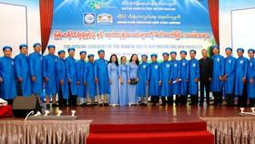Công ty cổ phần Bảo vệ thực vật Sài Gòn khai trương chi nhánh tại Myanmar