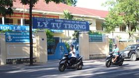 Trường THPT Lý Tự Trọng, TP Nha Trang là ước mơ của nhiều học sinh giỏi.