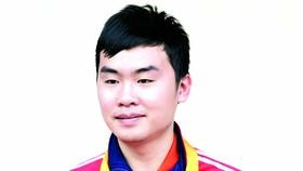 Xạ thủ Nguyễn Hoàng Phương. Ảnh: HÀ HƯNG
